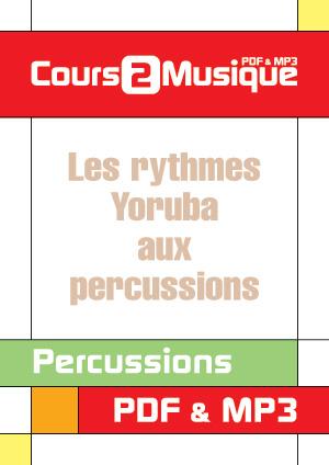 Les rythmes Yoruba aux percussions