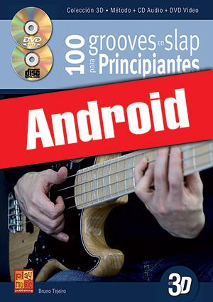 100 grooves en slap para principiantes en 3D (Android)