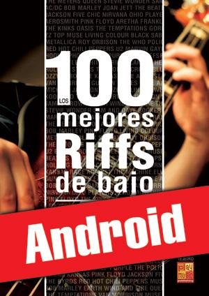 Los 100 mejores riffs de bajo (Android)