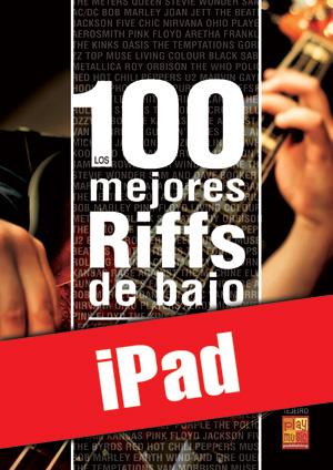 Los 100 mejores riffs de bajo (iPad)