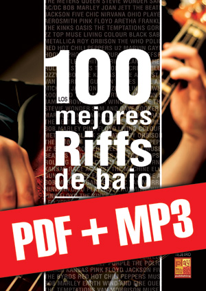 Los 100 mejores riffs de bajo (pdf + mp3)