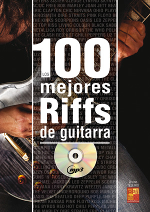 Los 100 mejores riffs de guitarra