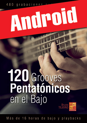 120 Grooves pentatónicos en el bajo (Android)