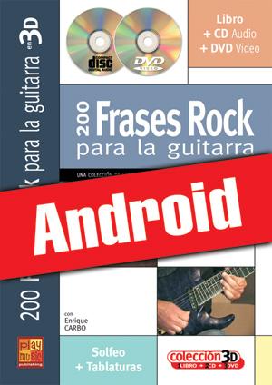 200 frases rock para la guitarra en 3D (Android)
