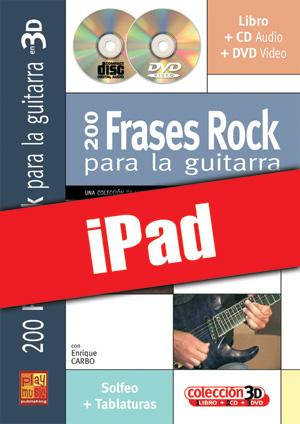 200 frases rock para la guitarra en 3D (iPad)