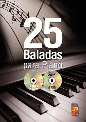25 baladas para piano