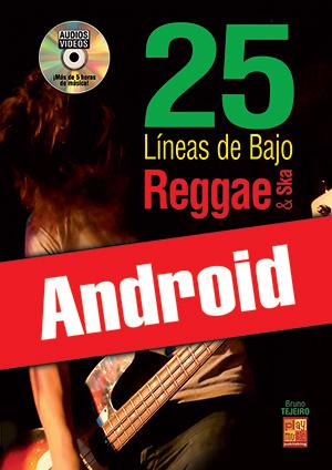 25 líneas de bajo Reggae & Ska (Android)