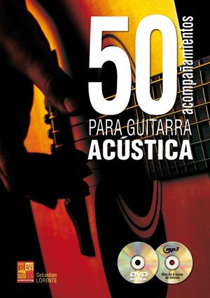 50 acompañamientos para la guitarra acústica
