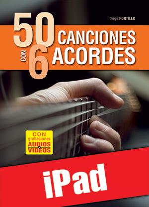 50 canciones con 6 acordes (iPad)