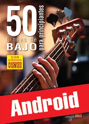50 líneas de bajo para principiantes (Android)