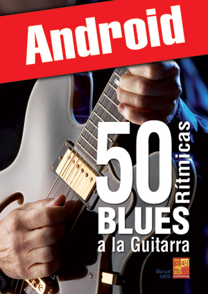 50 rítmicas blues a la guitarra (Android)
