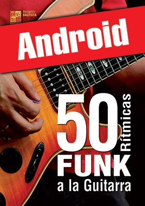 50 rítmicas funk a la guitarra (Android)