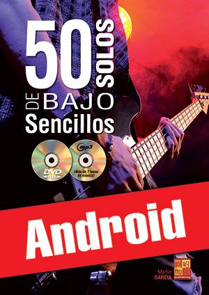 50 solos de bajo sencillos (Android)