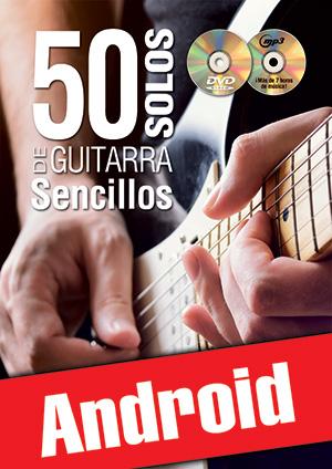 50 solos de guitarra sencillos (Android)