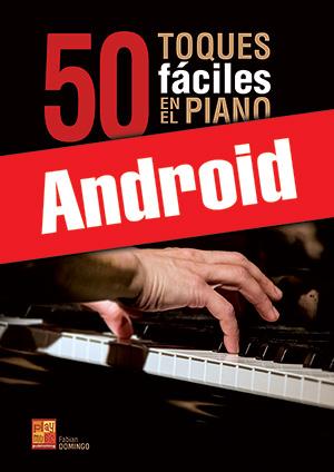 50 toques fáciles en el piano (Android)
