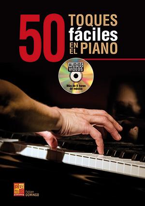 50 toques fáciles en el piano