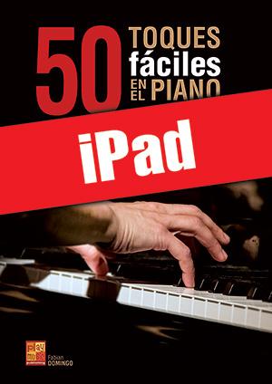 50 toques fáciles en el piano (iPad)