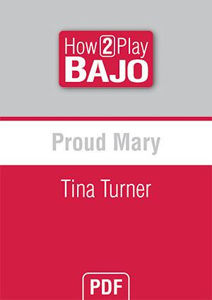 Proud Mary - Tina Turner