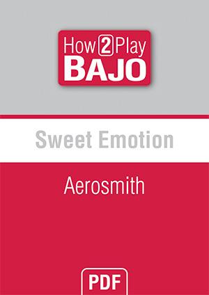 Sweet Emotion - Aerosmith