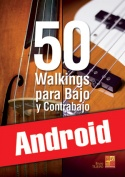 50 walkings para bajo y contrabajo (Android)