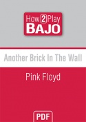 Another Brick In The Wall - Pink Floyd
