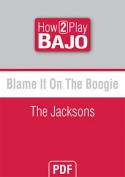 Blame It On The Boogie - The Jacksons