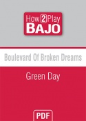 Boulevard Of Broken Dreams - Green Day