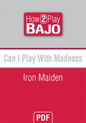 Can I Play With Madness - Iron Maiden