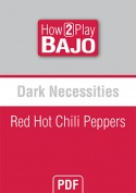 Dark Necessities - Red Hot Chili Peppers