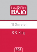 I'll Survive - B.B. King
