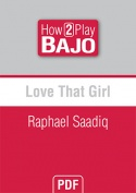 Love That Girl - Raphael Saadiq