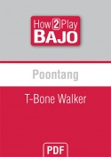 Poontang - T-Bone Walker