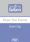 Know Your Enemy - Green Day