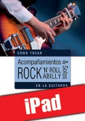 Acompañamientos & solos rock 'n' roll y rockabilly en la guitarra (iPad)