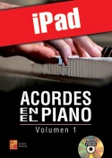 Acordes en el piano - Volumen 1 (iPad)