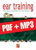 Ear training - Guitarra (pdf + mp3)