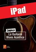 Empiezo la guitarra blues acústica (iPad)