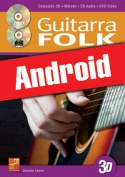 La guitarra folk en 3D (Android)