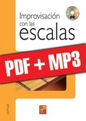 Improvisación con las escalas (pdf + mp3)