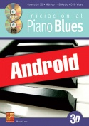 Iniciación al piano blues en 3D (Android)