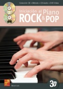 Iniciación al piano rock & pop en 3D