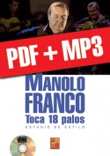 Manolo Franco - Estudio de estilo (pdf + mp3)