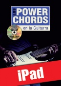 Los power chords en la guitarra (iPad)