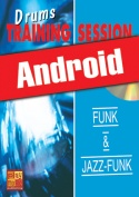 Drums Training Session - Funk & jazz-funk (Android)