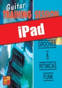 Guitar Training Session - Grooves & rítmicas funk (iPad)