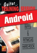 Guitar Training Session - Riffs & rítmicas hard-rock (Android)