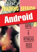 Guitar Training Session - Riffs & rítmicas rock (Android)