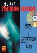 Guitar Training Session - Solos & improvisaciones blues