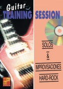Guitar Training Session - Solos & improvisaciones hard-rock