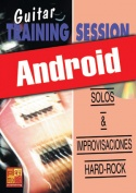 Guitar Training Session - Solos & improvisaciones hard-rock (Android)
